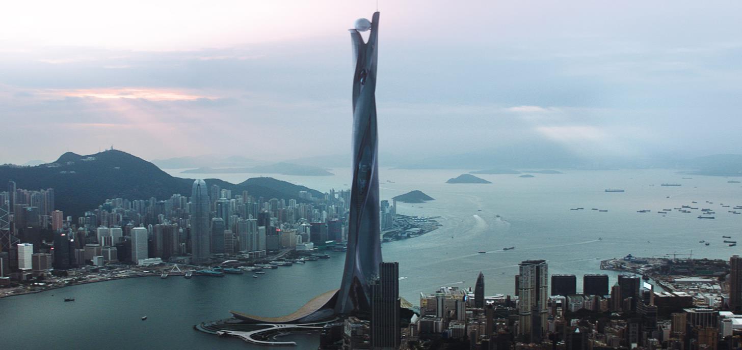 Coming Soon: Skyscraper