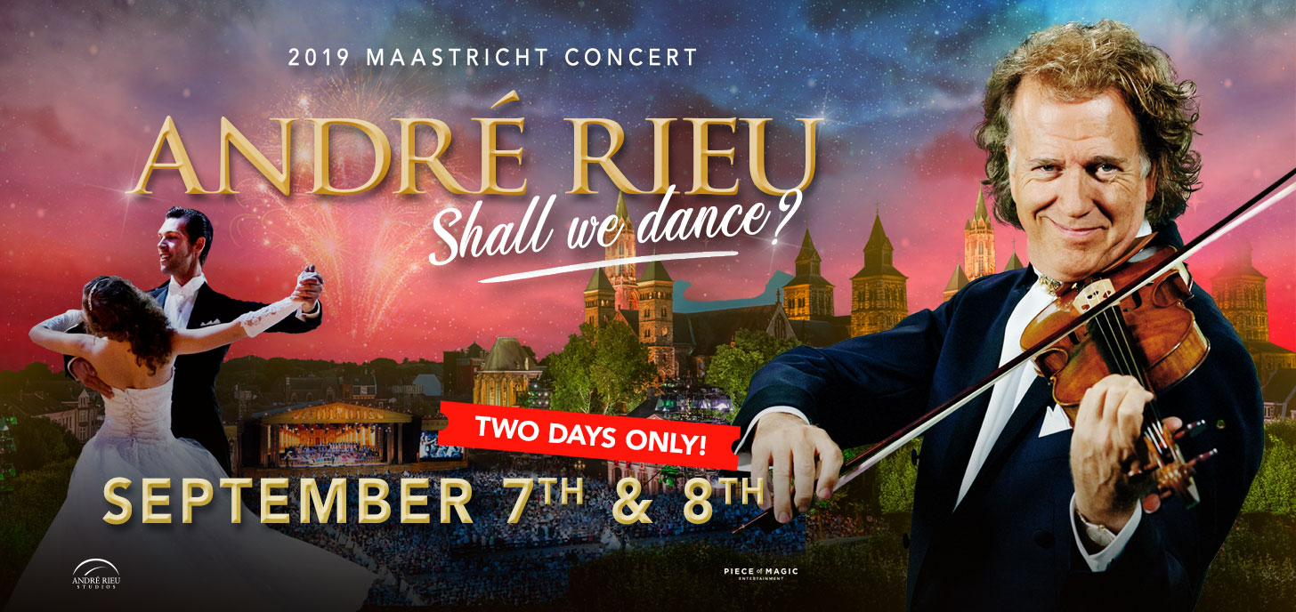 Now Showing: André Rieu's 2019 Maastricht